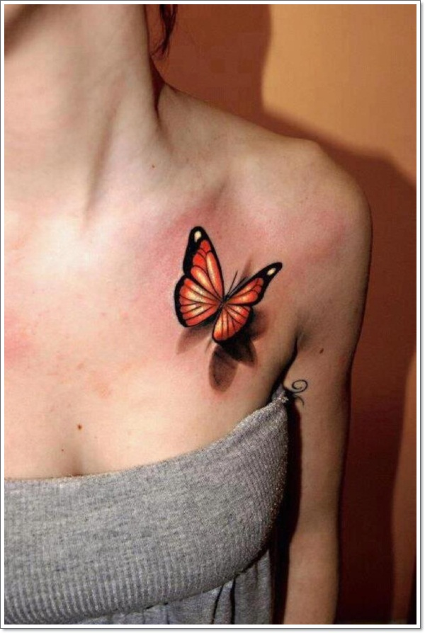 126 @ Butterfly Tattoos July