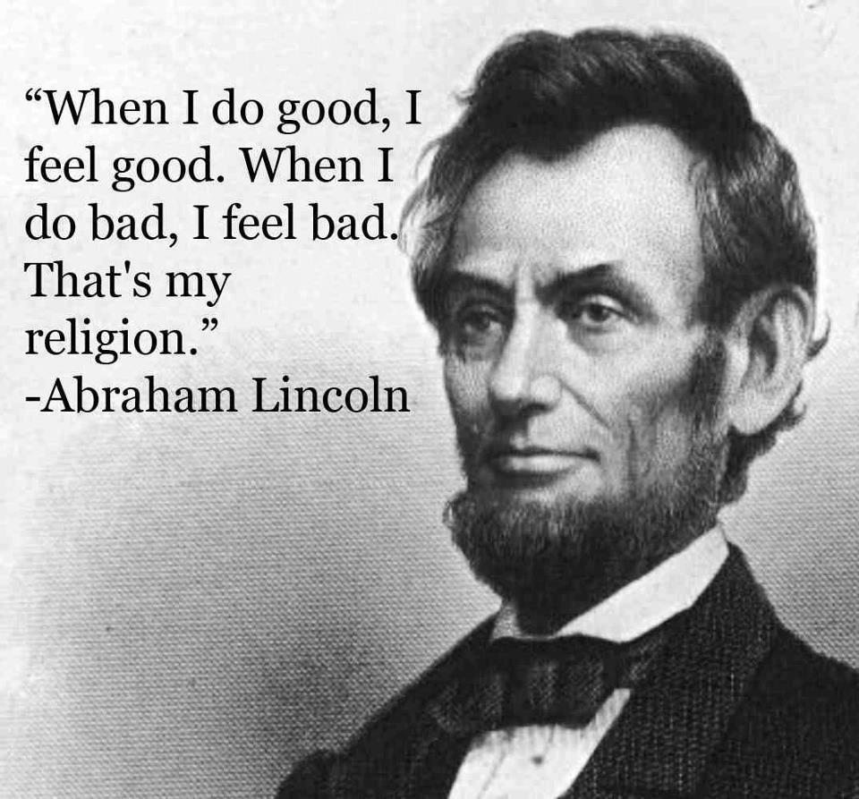 128 @ Abraham Lincoln Quotes Kids