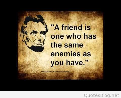13 @ Abraham Lincoln Quotes