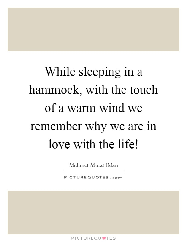 13 @ Hammock Quotations