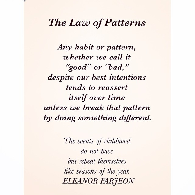 13 Universal Laws About Patterns