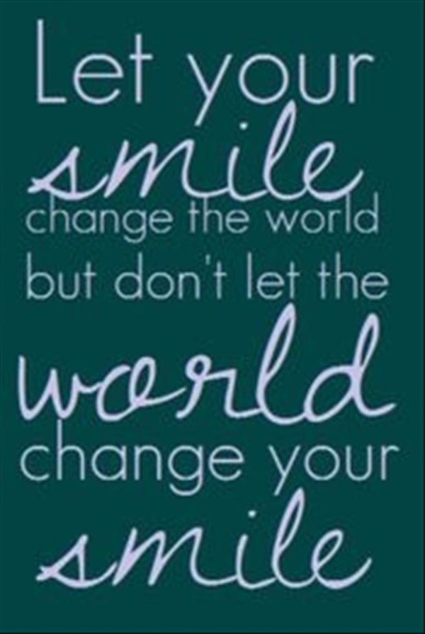 130 @ Smile Quotes March