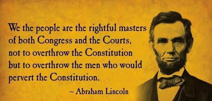 131 @ Abraham Lincoln Quotes Instagram