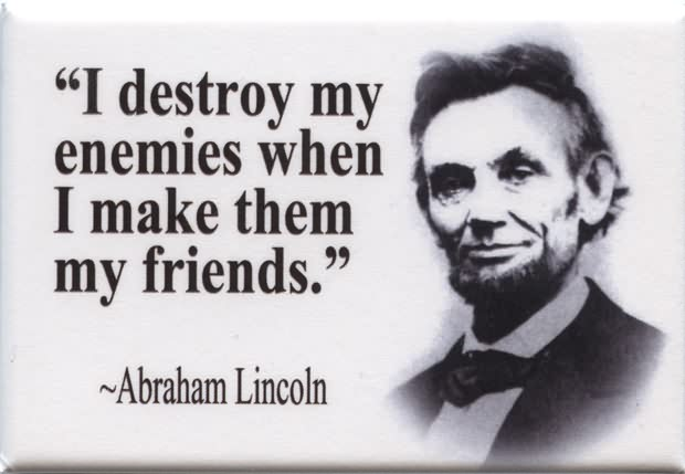 136 @ Abraham Lincoln Quotes Hottest