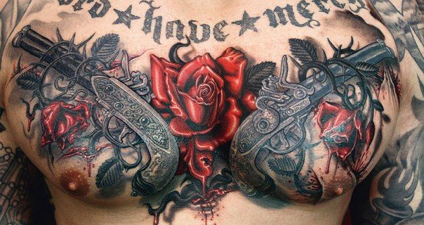 137 @ Rose Tattoos Twitter