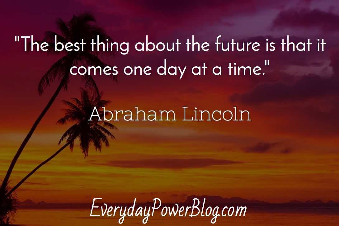 144 @ Abraham Lincon Quotes September