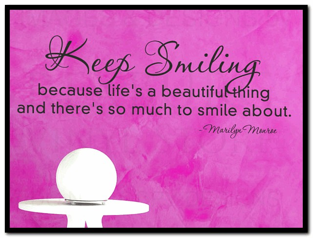 144 @ Smile Quotes Twitter