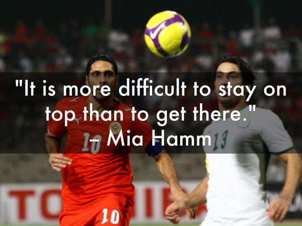 150 @ Inspirational Sports Quotes Thursday