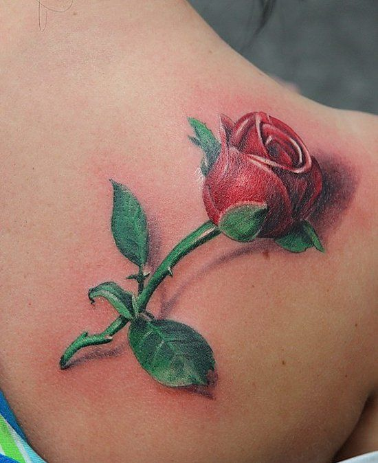 154 @ Rose Tattoos Snapdeal