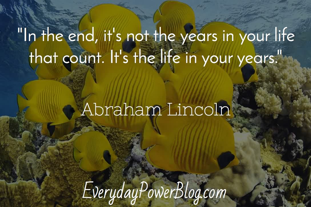 156 @ Abraham Lincoln Quotes Wednesday