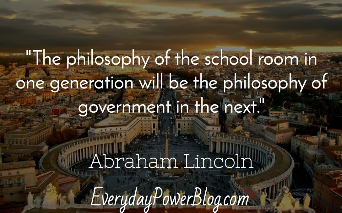 158 @ Abraham Lincoln Quotes Monday