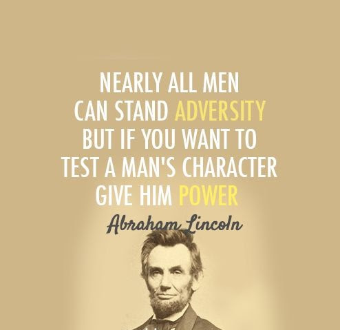 16 @ Abraham Lincoln Quotes