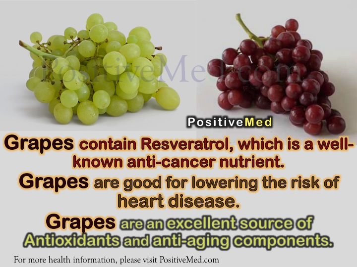 16 @ Health Benefits Of Grapes