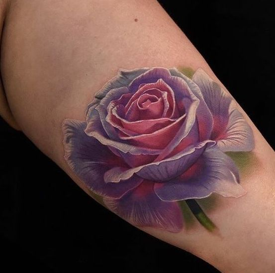 16 @ Rose Tattoos Designs