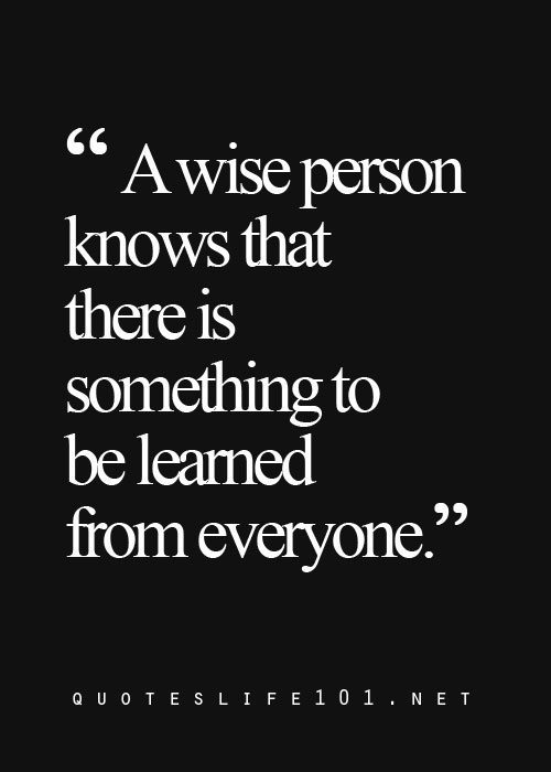16 @ Wise Quotations