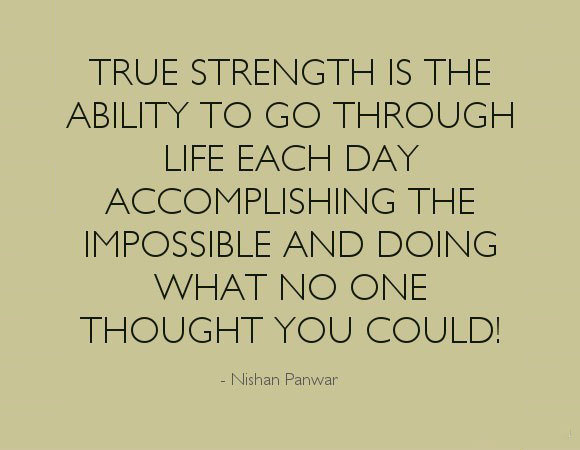 164 @ Wisdom Strength Quotes and Sayings