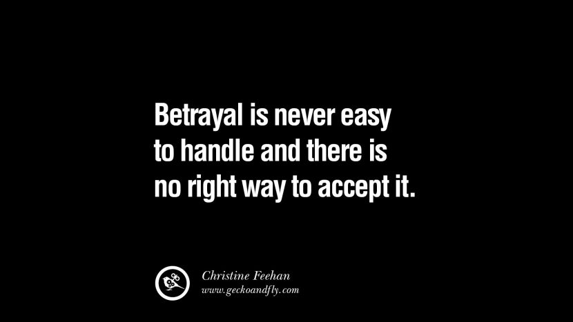 17 @ Betrayal Sayings