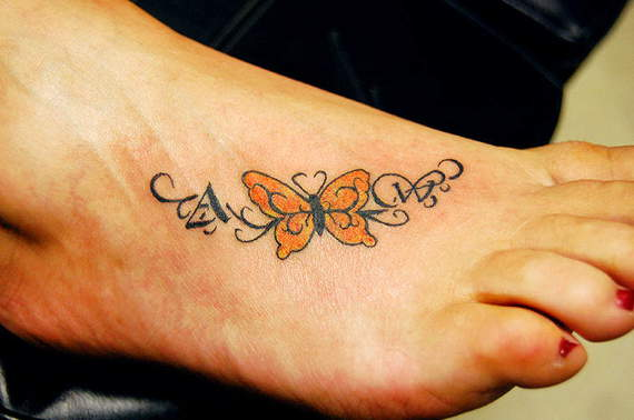 17 @ Butterfly Tattoos
