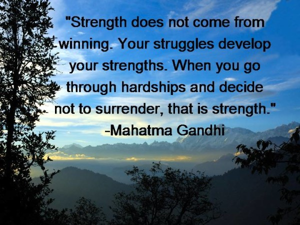 177 @ Wisdom Strength Quotes and Quotations