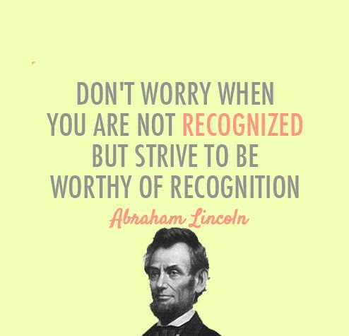 18 @ Abraham Lincoln Quotes