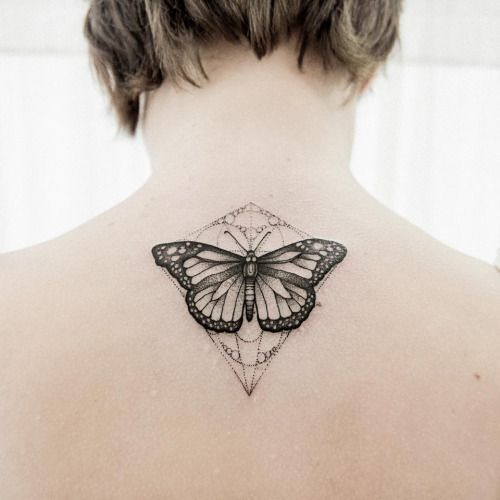 18 @ Butterfly Tattoos
