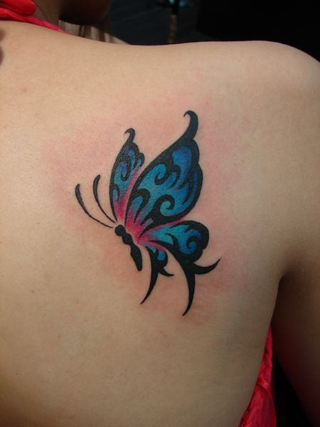 20 @ Butterfly Tattoos