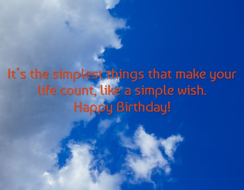21 @ Birthday Card Quotes