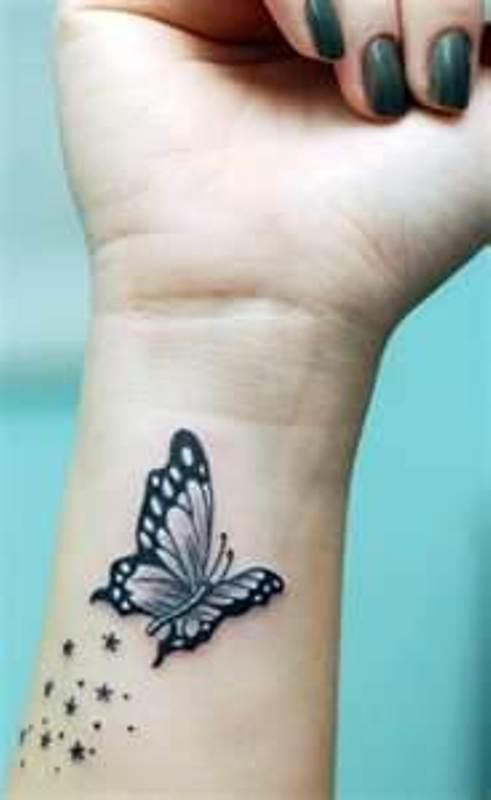 21 @ Butterfly Tattoos