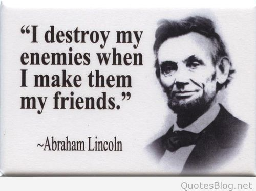 22 @ Abraham Lincoln Quotes