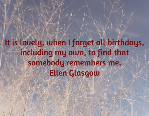 22 @ Birthday Card Quotes