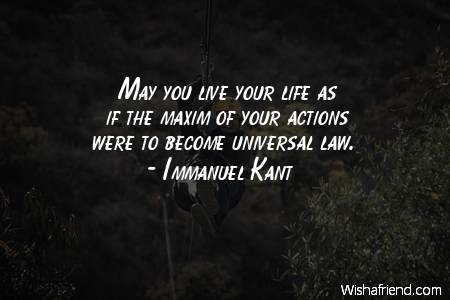 23 @ Universal Action Laws Quotations