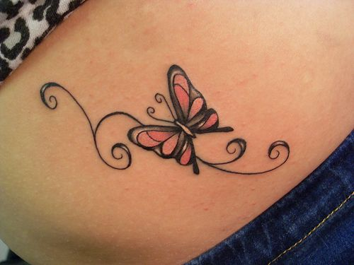 24 @ Butterfly Tattoos