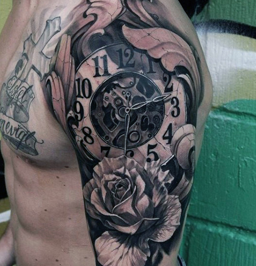 24 @ Time Tattoos Weather