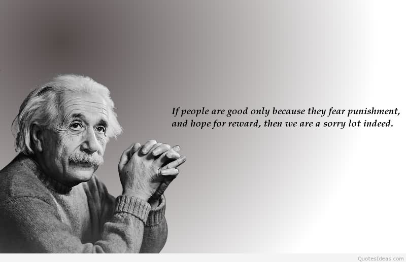 25 @ Albert Einstein Quotes and Sayings