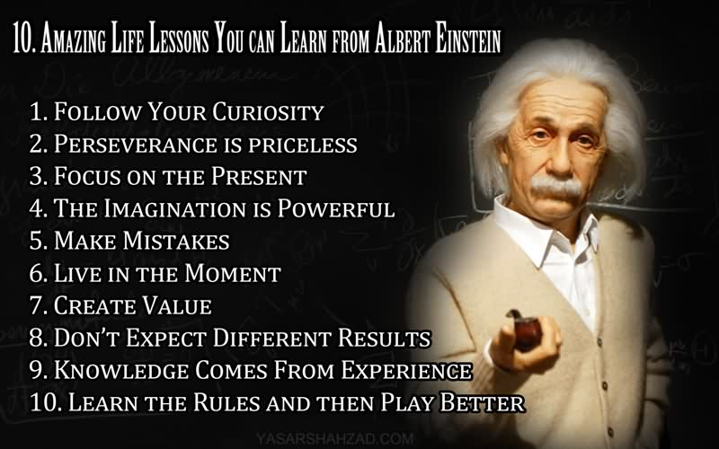 26 @ Albert Einstein Quotes and Sayings