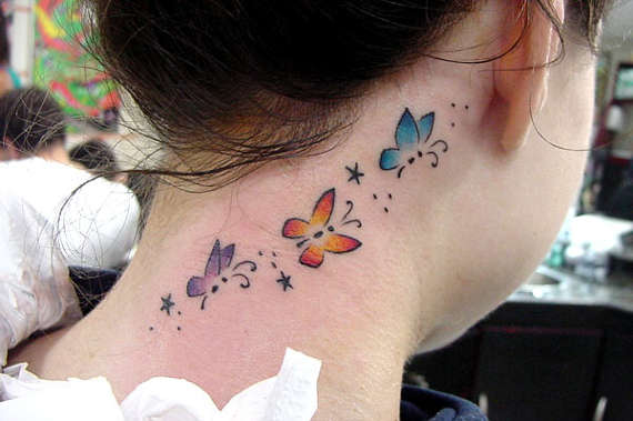 26 @ Butterfly Tattoos