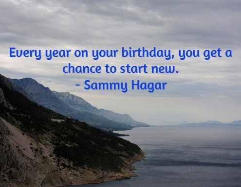27 @ Birthday Card Quotes