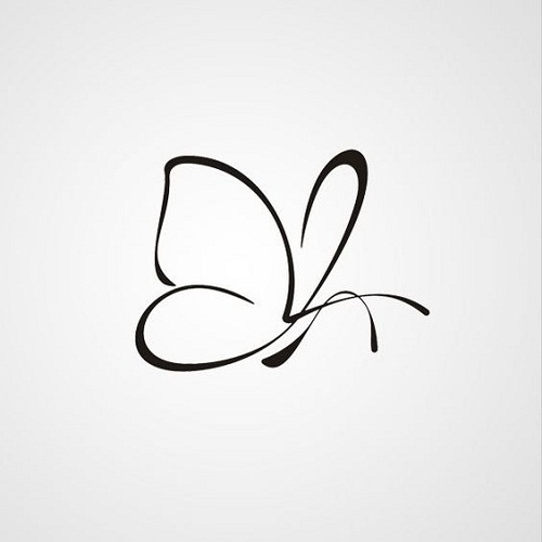 28 @ Butterfly Tattoos