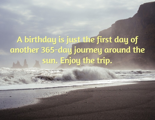 29 @ Birthday Card Quotes