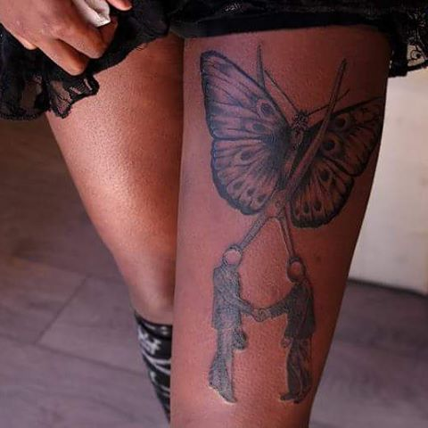 29 @ Butterfly Tattoos