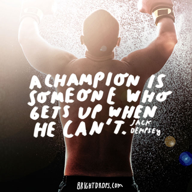 31 @ Inspirational Sports Quotes Thursday