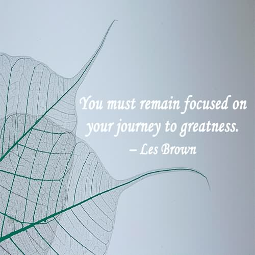 32 @ Les Brown Quotations