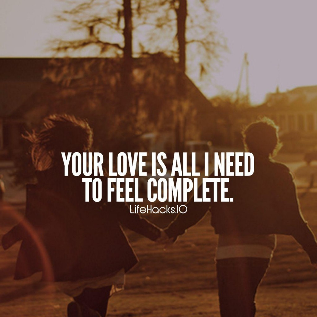In Love Quotes: 59 Best Love Quotes And Sayings For Your Life Partner