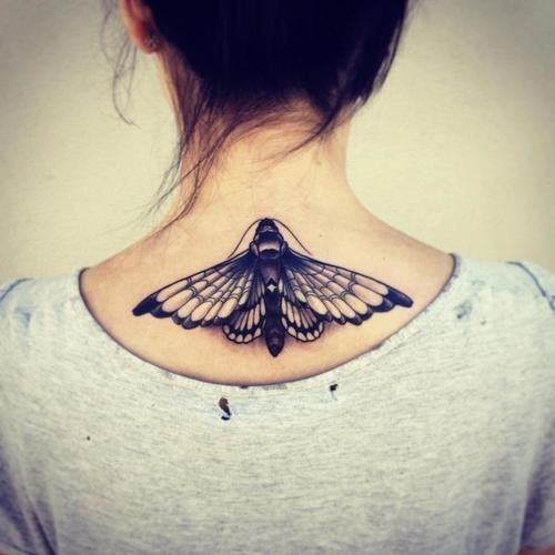 34 @ Butterfly Tattoos