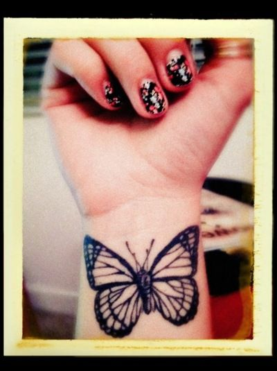 35 @ Butterfly Tattoos