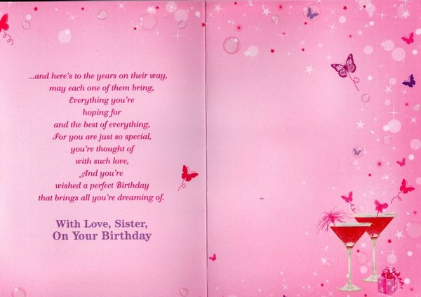 36 @ Birthday Card Wishes