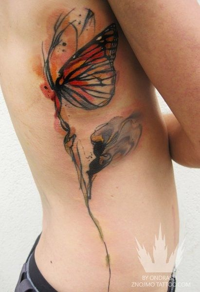 42 @ Butterfly Tattoos