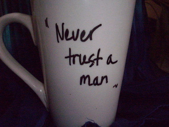 42 @ Never Trust Anyone Quotes
