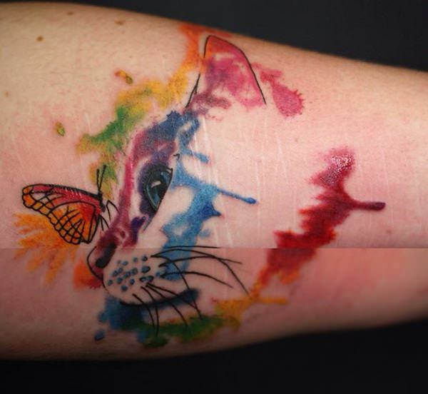 43 @ Butterfly Tattoos