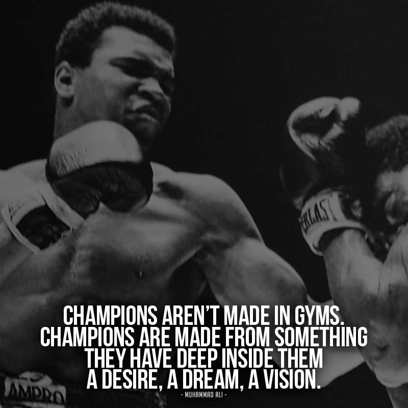 44 @ Inspirational Sports Quotes November